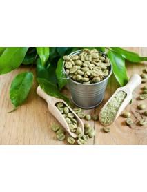 Cafea verde boabe decofeinizata vrac