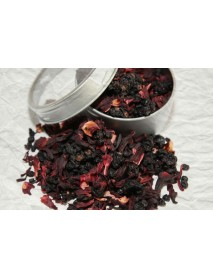 Ceai de fructe cu rom vrac