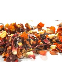 Ceai macese si hibiscus vrac